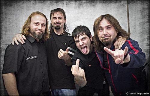 Imagen de la banda Boikot.