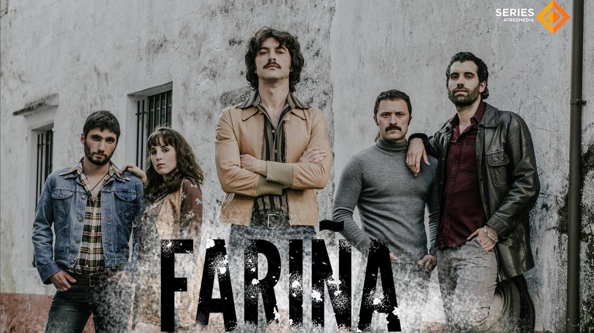 Fariña y el narcotráfico en España
