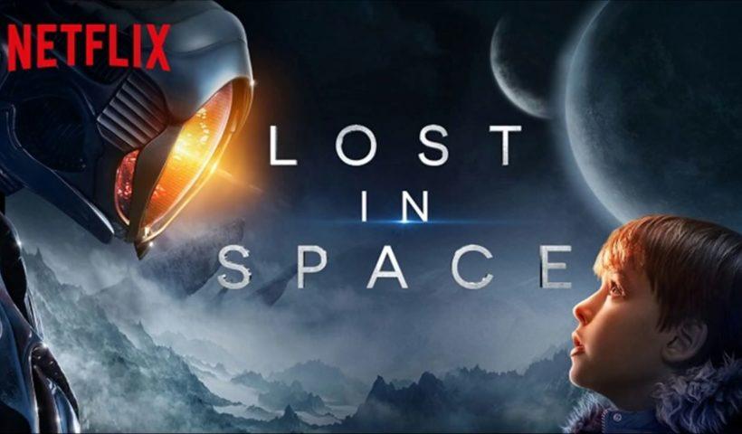 Perdidos en el Espacio (Lost in Space). Serie de 2018 de Netflix