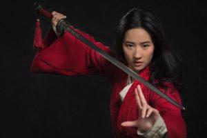 Liu Yifei será Mulan.