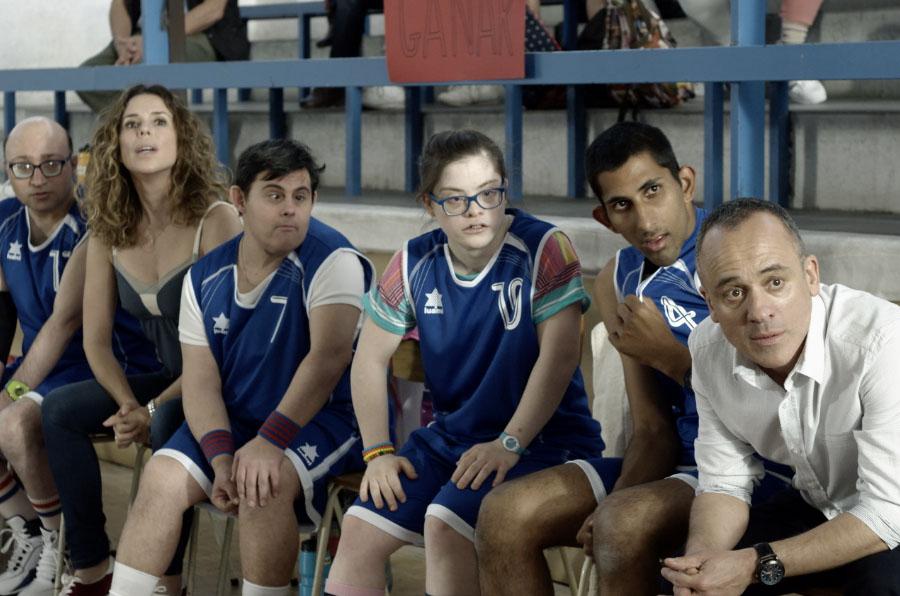 Fotograma de la película campeones