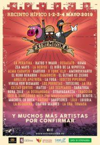 cartel Extremusika 2019