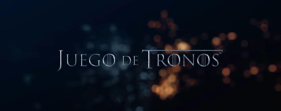 Imagen del teaser de la temporada 8 de juego de tronos