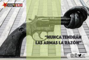 Barricada - nunca tendran las armas la razon