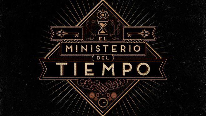 logo de la serie el ministerio de ltiemo