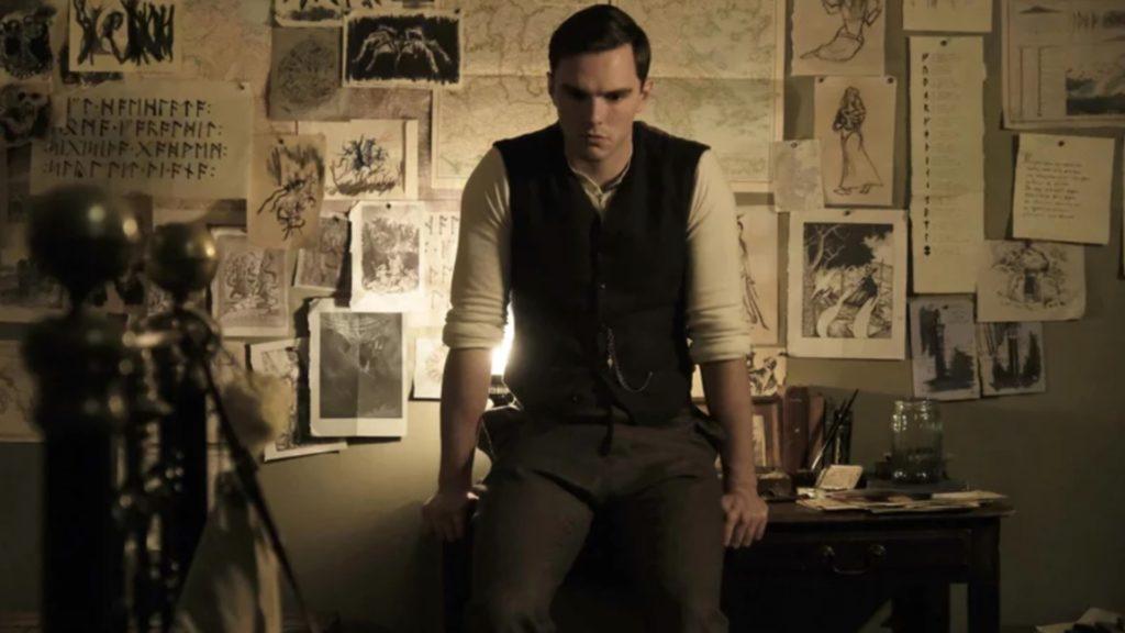 Primeras imágenes de la película de Tolkien con Nicholas Hoult