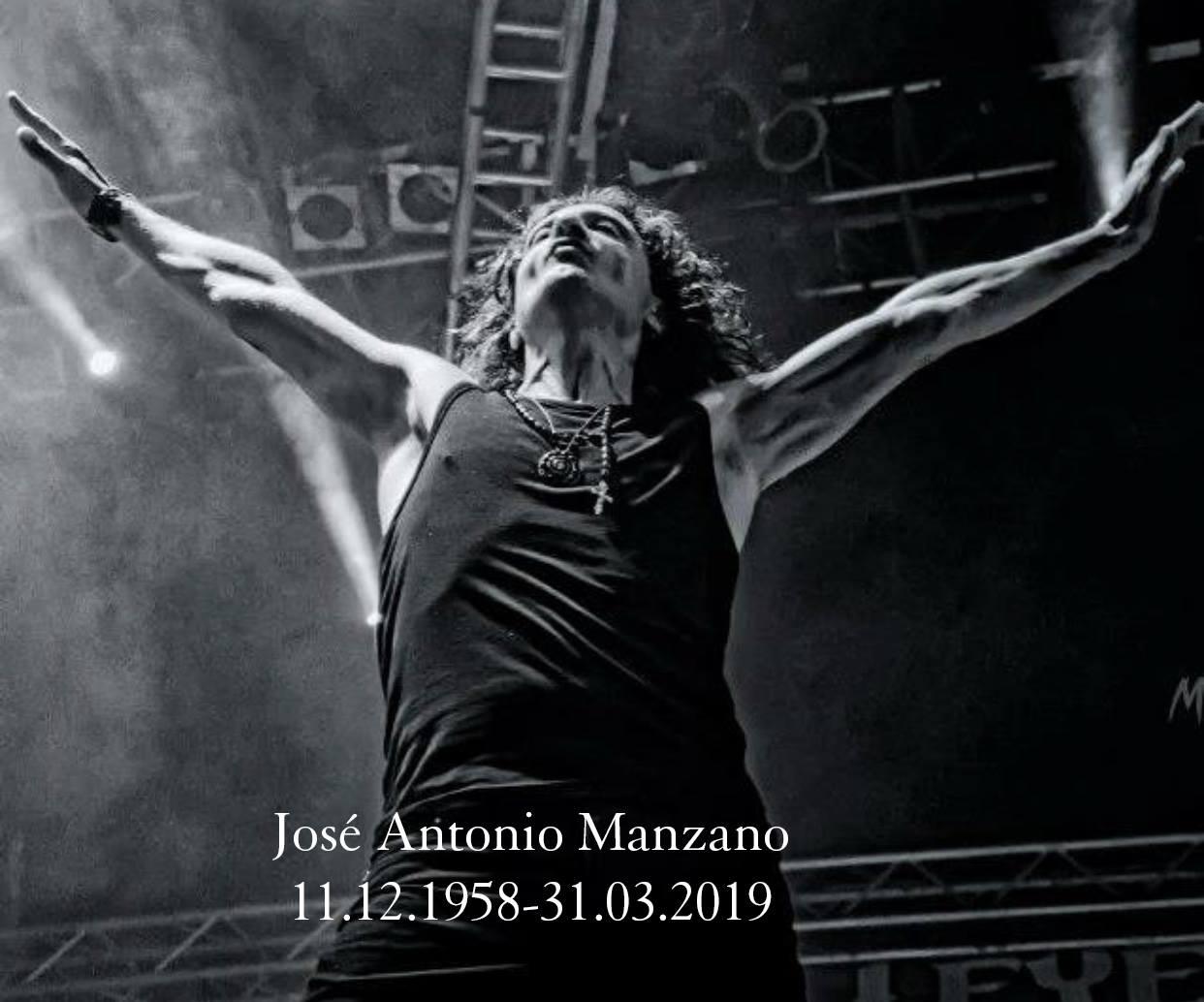 Muere Manzano