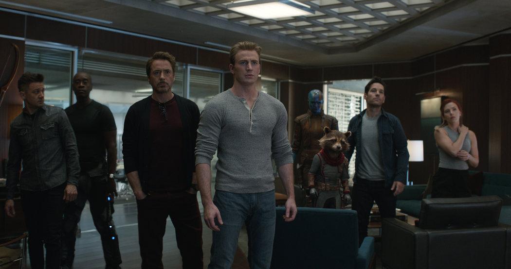 Vengadores (Endgame)