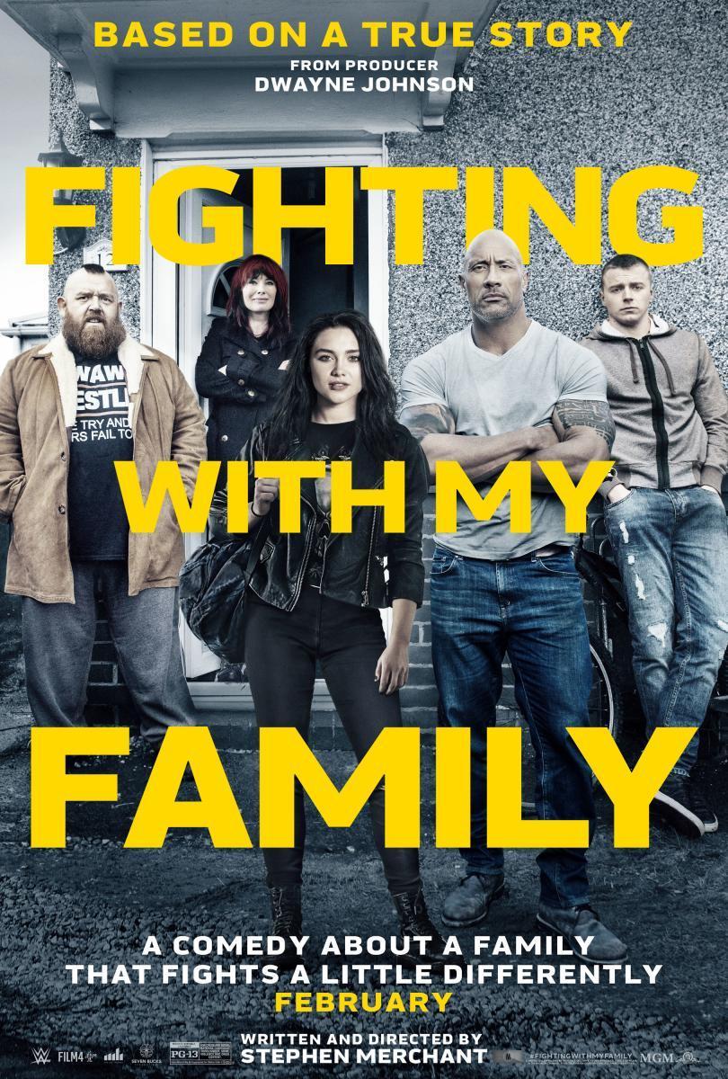peleando en familia