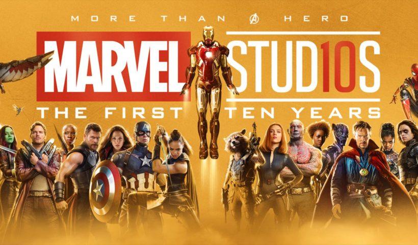 Orden películas Marvel   Poster promocional