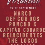 Veranillo Festival 2019. Cartel, horarios, entradas. Guía completa