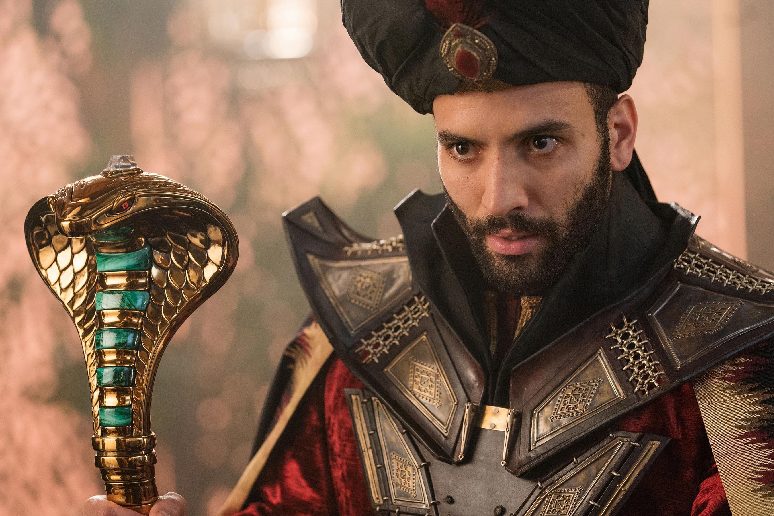 Jafar en Aladdin 2019