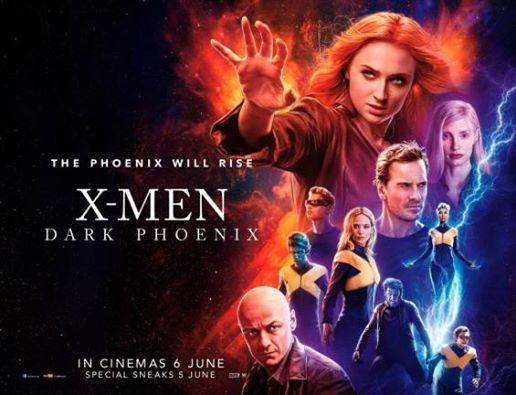 X-Men (Fénix Oscura)