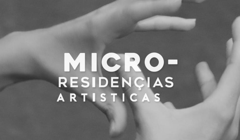 micro-residençias artisticas