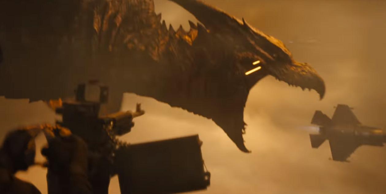 Godzilla, rey de los monstruos