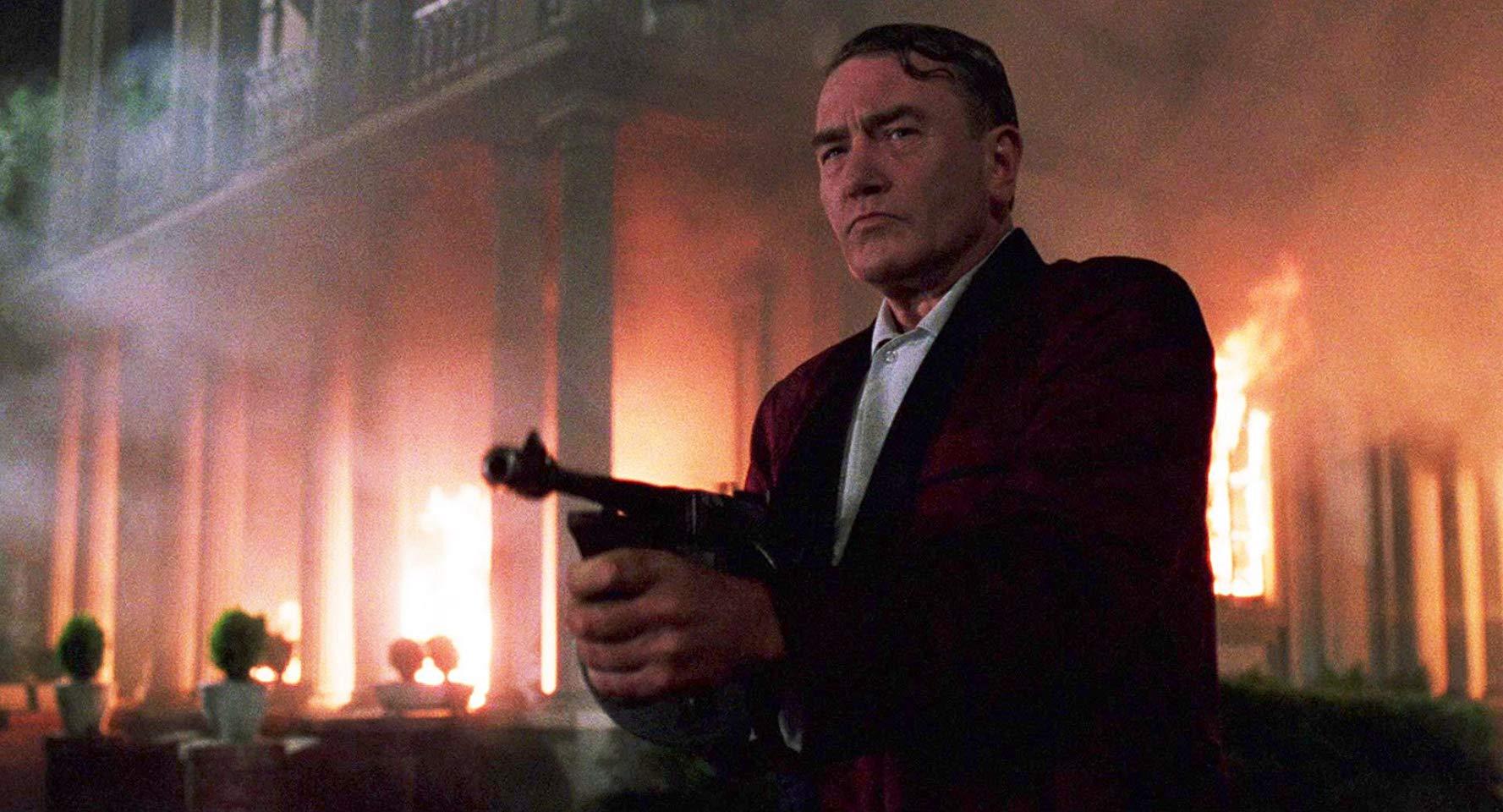 Escena de Muerte entre las flores | Listado de mejores películas sobre la mafia