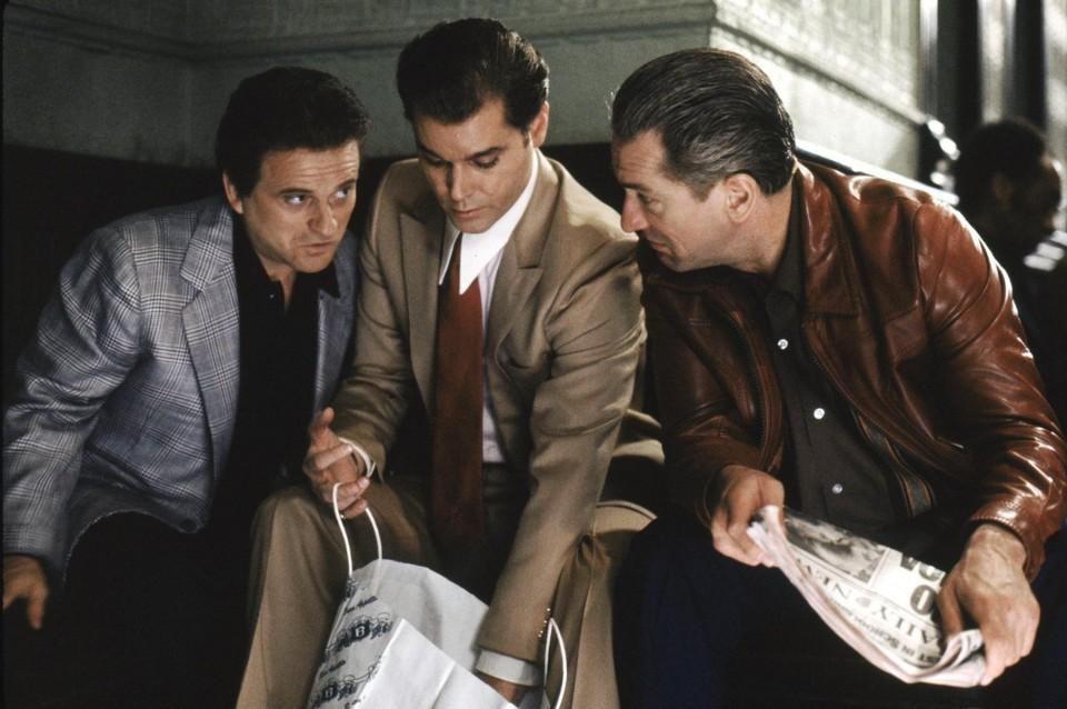Uno de los nuestros | mejores películas de gangsters