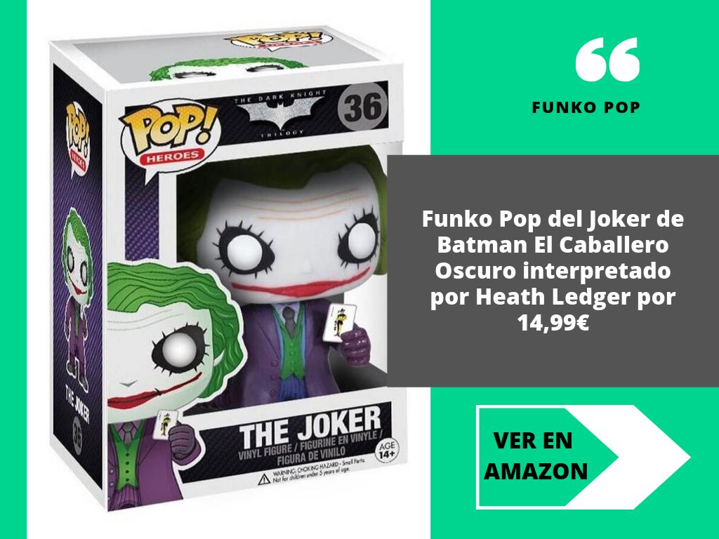 Anuncio Amazon Funko Pop