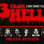 Crítica de '3 from hell' (2019). Rob Zombie cierra el círculo de los Firefly