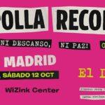 'La Polla Records': Evaristo resucita el espíritu del Madrid de los 80