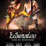 Extremoduro: gira de despedida tras anunciar su separación