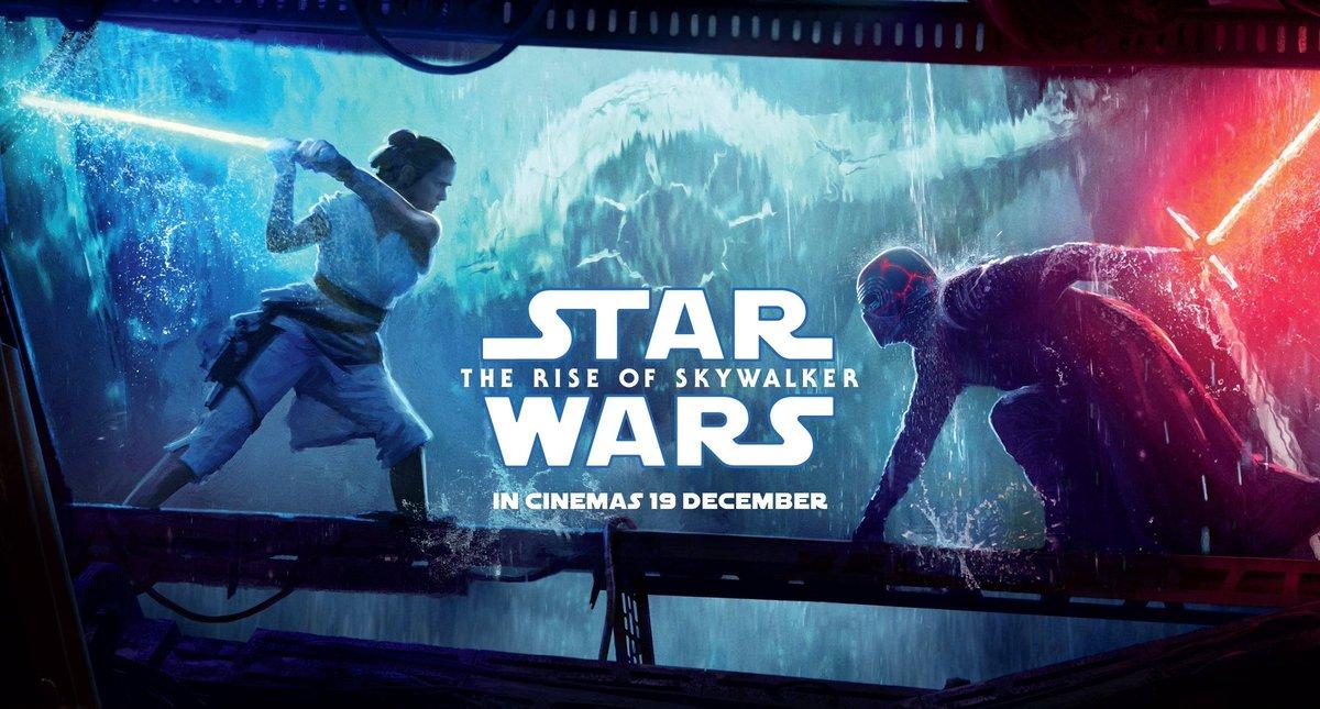 Star Wars IX (El ascenso de Skywalker)
