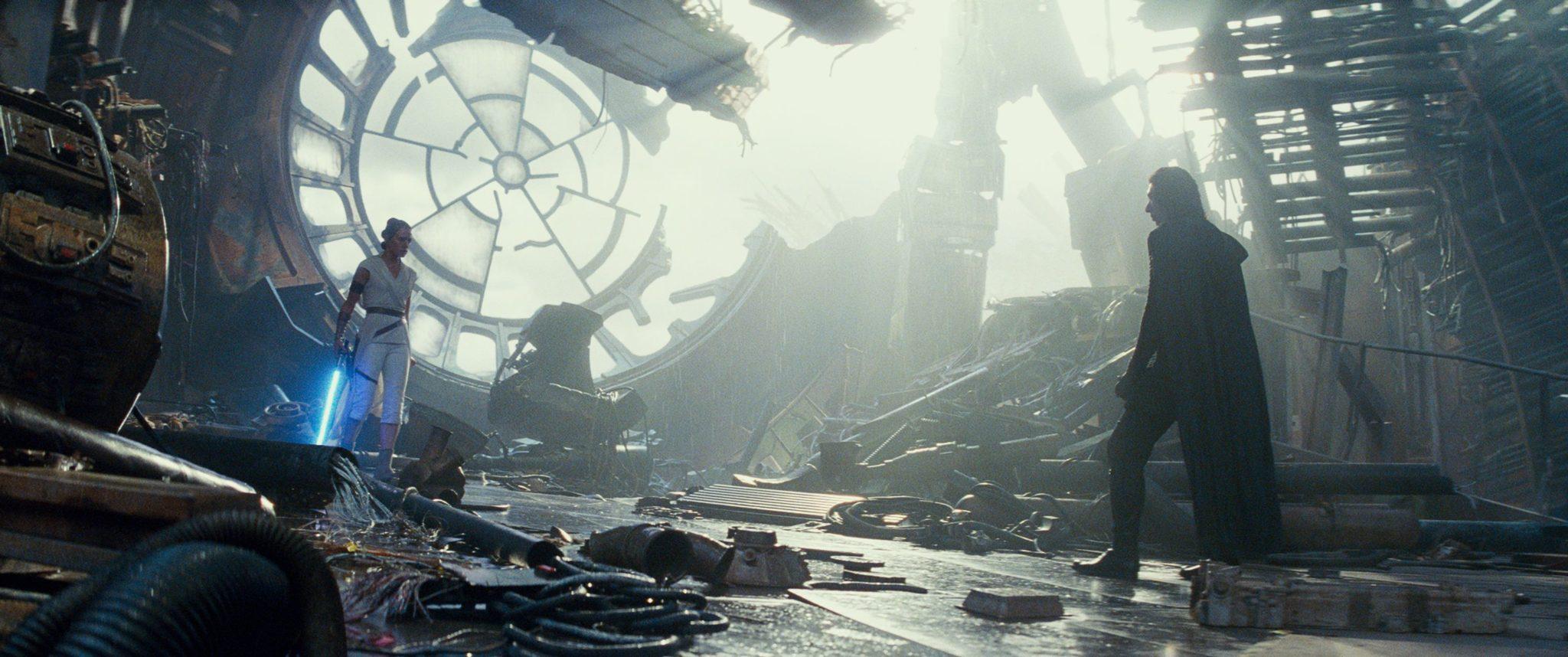 'Star Wars IX (El ascenso de Skywalker)'