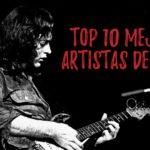 Top 10 mejores artistas de blues de todos los tiempos