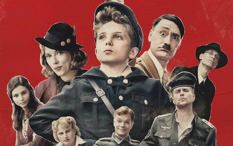 Poster de la película JoJo Rabbit