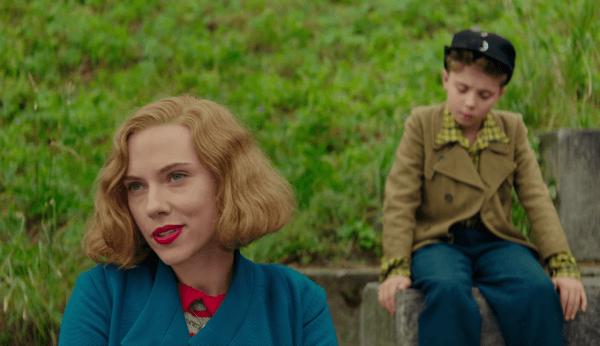 Aparición de Scarlett Johansson en JoJo Rabbit