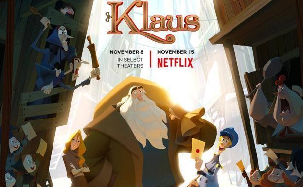 Póster de la película Klaus