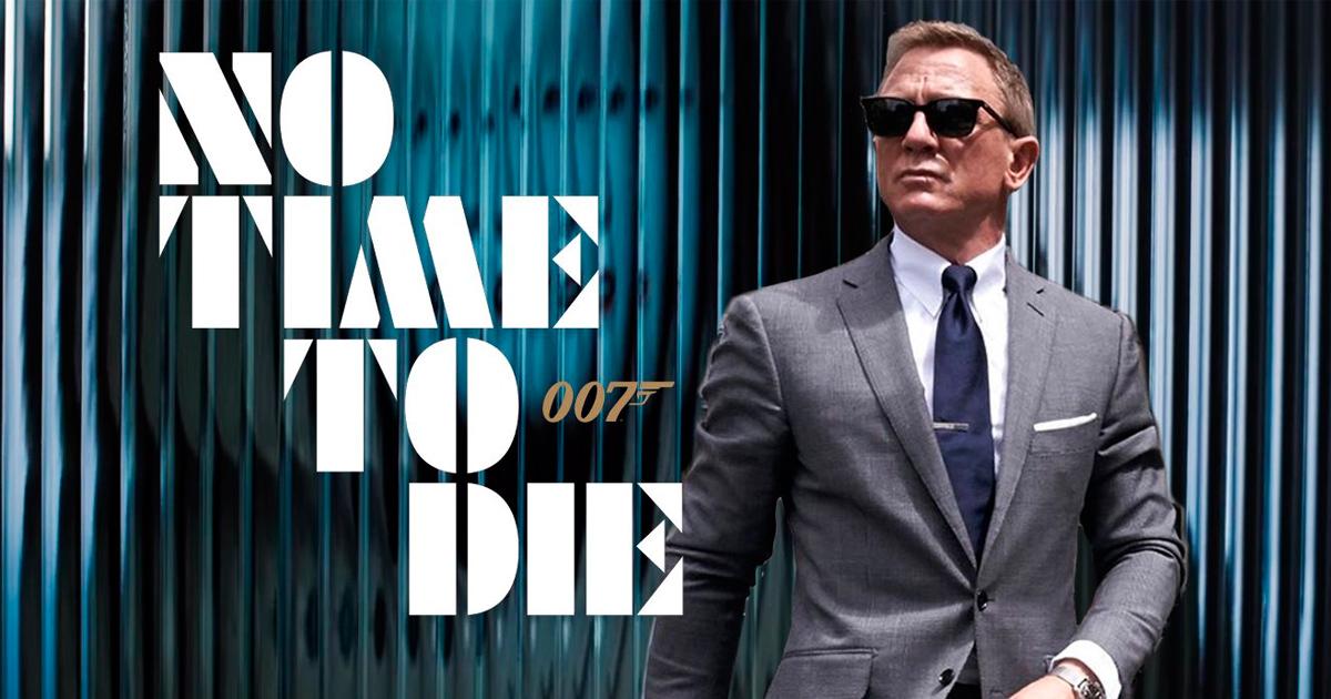 Imagen promocional de Sin tiempo para morir