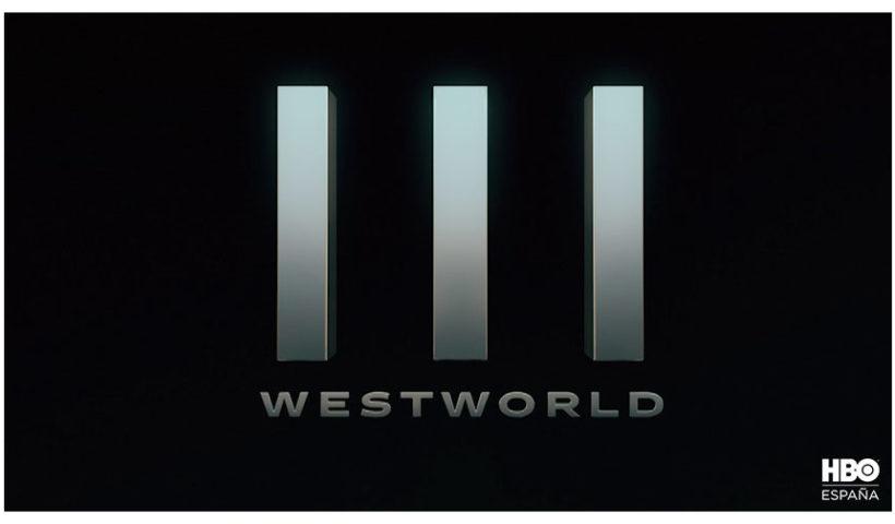 Imagen promocional de la tercera temporada de Westworld