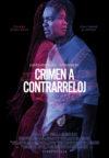 poster crimen a contrarreloj