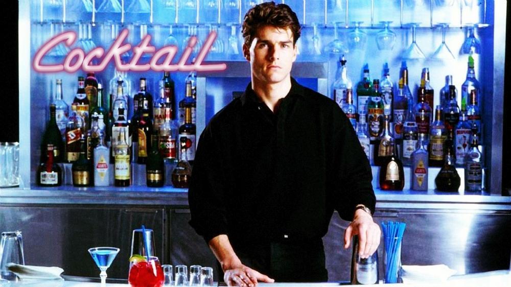 Póster de la película cocktail