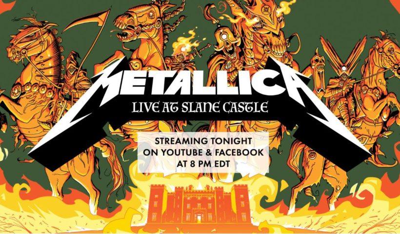 Metallica Mondays primer concierto