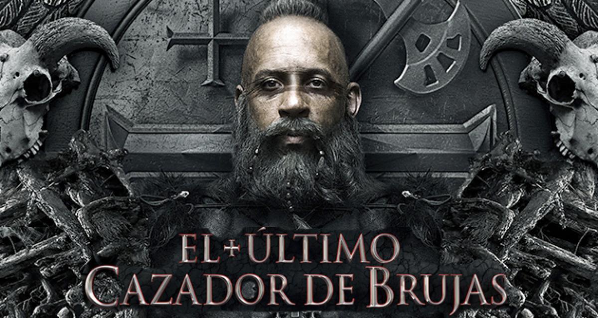 póster de el último cazador de brujas