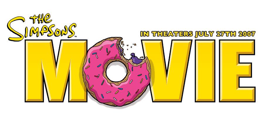 póster de la película de los Simpsons
