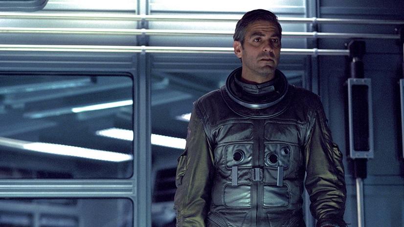 George Clooney en una imagen de Solaris