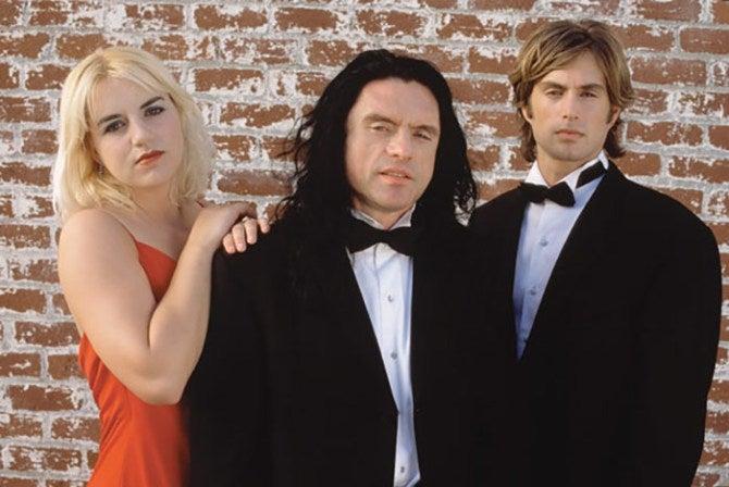 imagen de The room la película