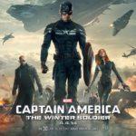 Orden películas Marvel | capitan america el soldado de invierno poster