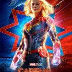 Orden películas Marvel | capitana marvel poster