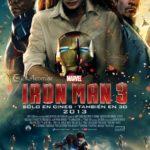 Orden películas Marvel | iron man 3 poster