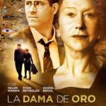 poster La dama de oro