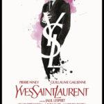 poster Yves Saint-Laurent película