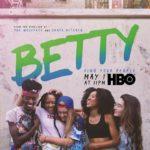 poster betty