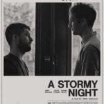 poster a stormy night estrenos