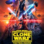 poster the clone wars estrenos