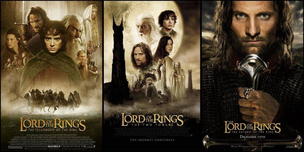 trilogía señor de los anillos