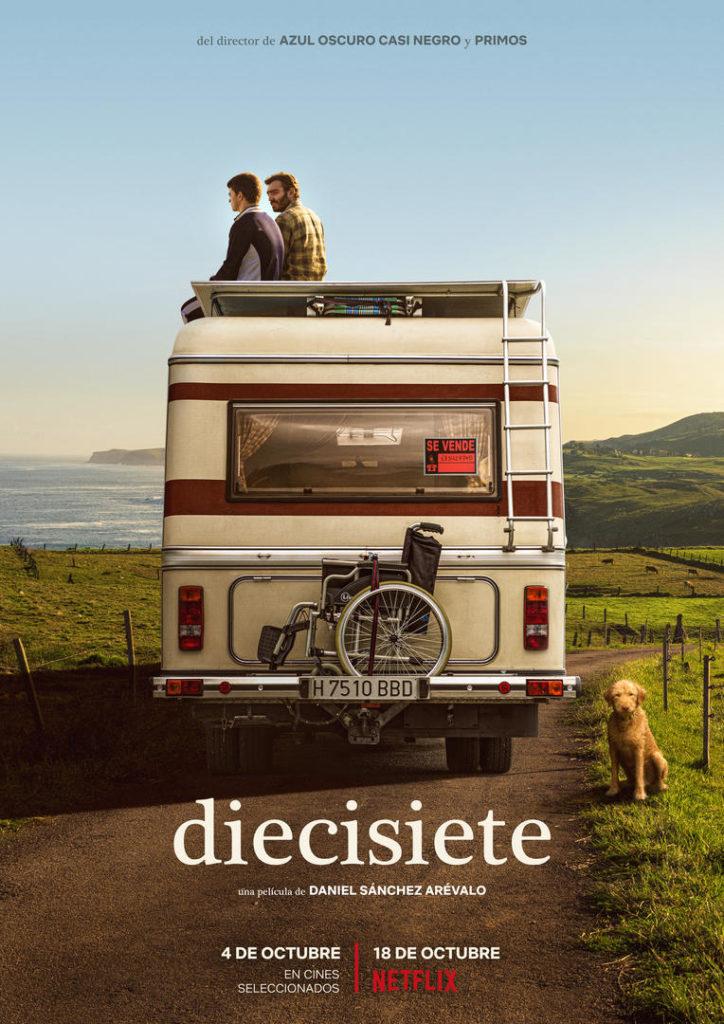 diecisiete netflix poster | Películas recomendadas